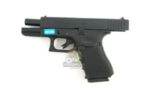 WE G003B BK 5 300x200 - Пистолет WE GLOCK-19 gen4 WE-G003B-BK / GP619B