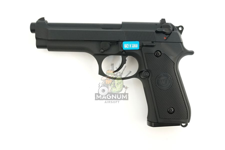 WE M001 2 - Пистолет WE BERETTA M92F WE-M001 / GP301