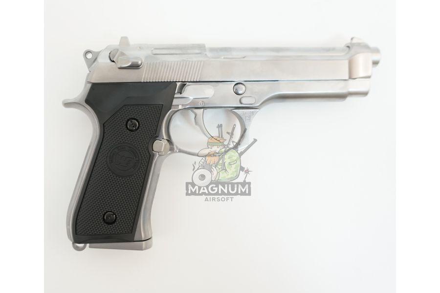 WE M002 2 - Пистолет WE BERETTA M92F WE-M002 / GP301SV