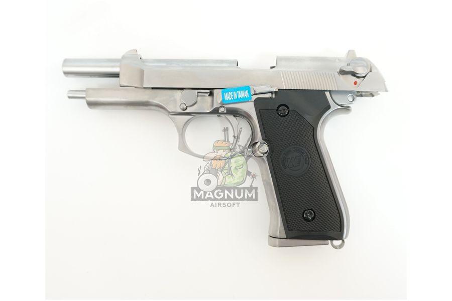 WE M002 4 - Пистолет WE BERETTA M92F WE-M002 / GP301SV