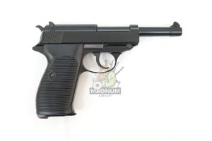 WE P010LBOX BK 2 300x200 - Пистолет WE WALTHER P38 GBB WE-P010LBOX-BK / GP124BB