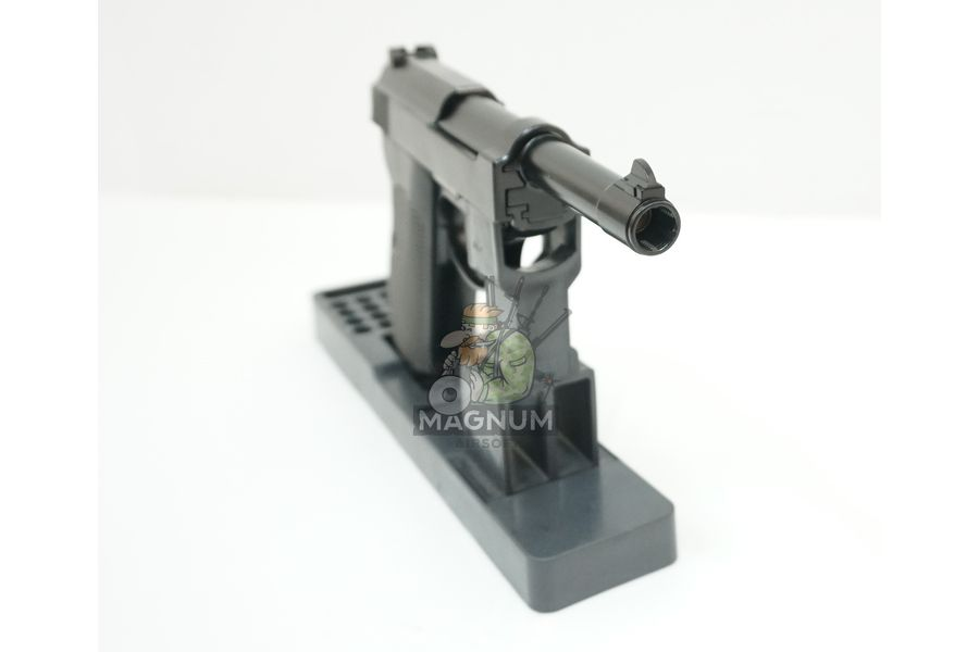 WE P010LBOX BK 5 - Пистолет WE WALTHER P38 GBB WE-P010LBOX-BK / GP124BB