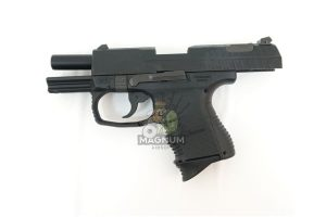 WE PX002 BK 3 300x200 - Пистолет WE WALTHER P99 COMPACT GBB WE-PX002-BK