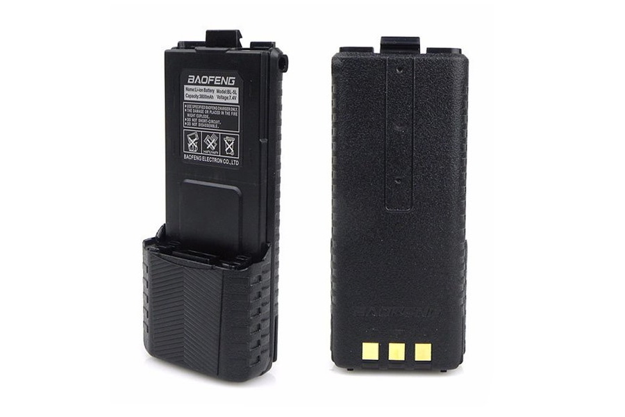 akkumulyator dlya racii baofeng uv 5r 3800 baofeng rf 2 min 600x600 1 - Аккумулятор Baofeng UV-5R 3800mAh