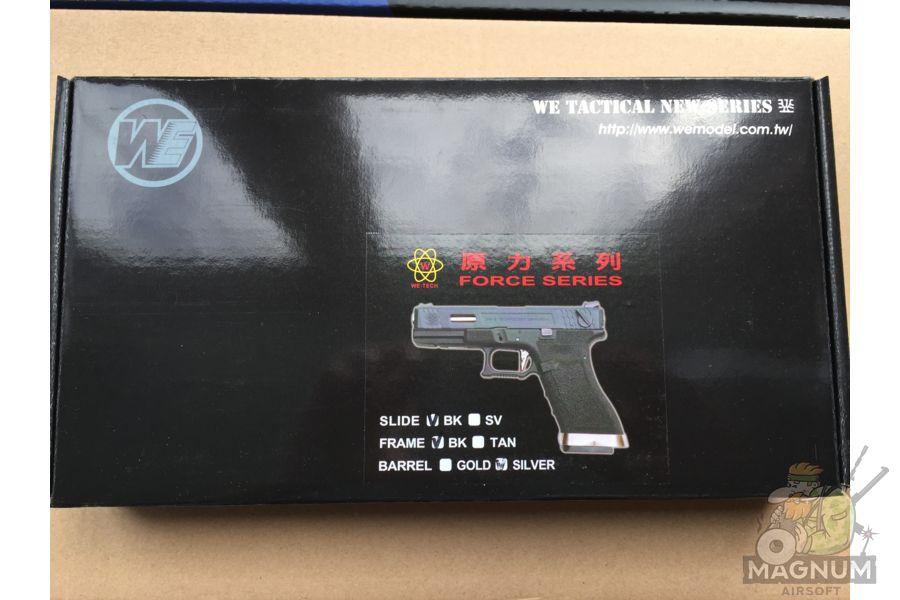 IMG 4756 - Пистолет WE GLOCK-18 G-Force WE-G002WET-5