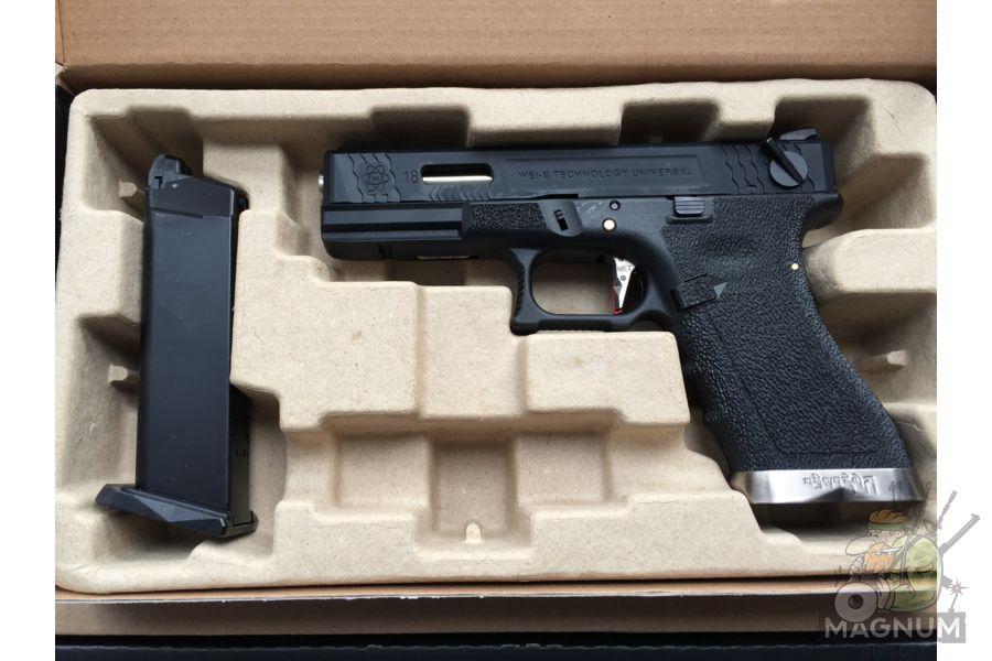 IMG 4757 - Пистолет WE GLOCK-18 G-Force WE-G002WET-5