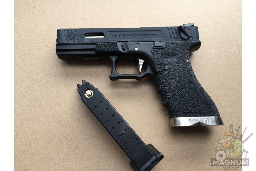 IMG 4758 - Пистолет WE GLOCK-18 G-Force WE-G002WET-5
