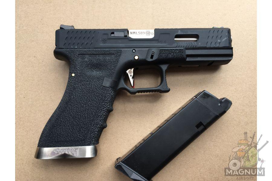 IMG 4759 - Пистолет WE GLOCK-18 G-Force WE-G002WET-5