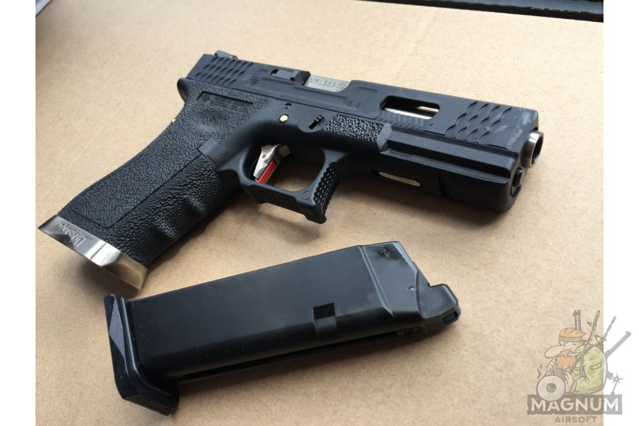 IMG 4760 - Пистолет WE GLOCK-18 G-Force WE-G002WET-5