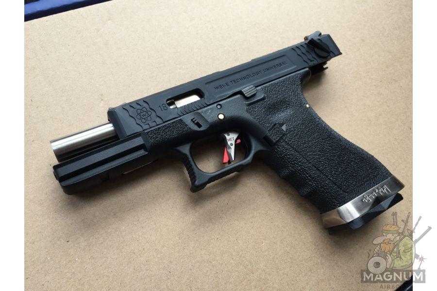IMG 4762 - Пистолет WE GLOCK-18 G-Force WE-G002WET-5