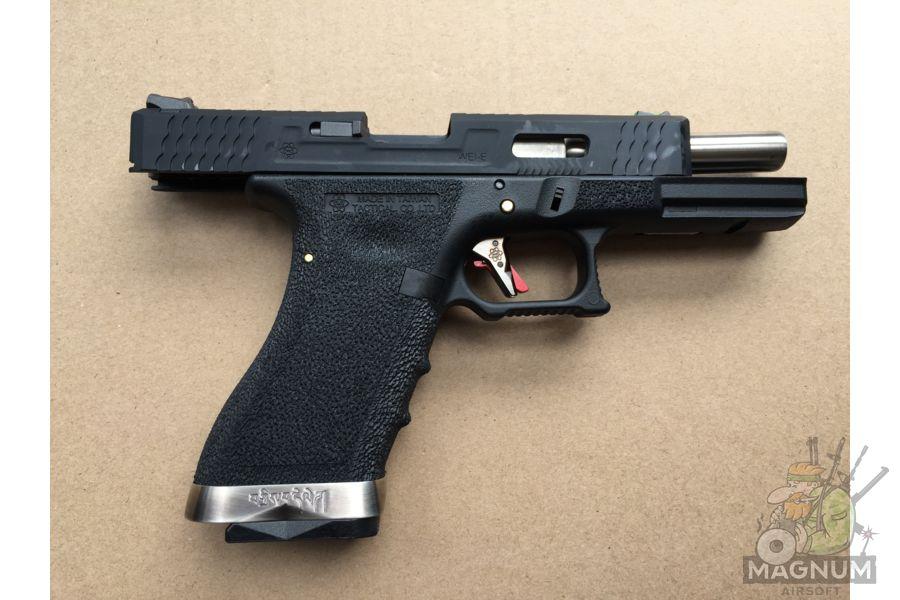 IMG 4763 - Пистолет WE GLOCK-18 G-Force WE-G002WET-5