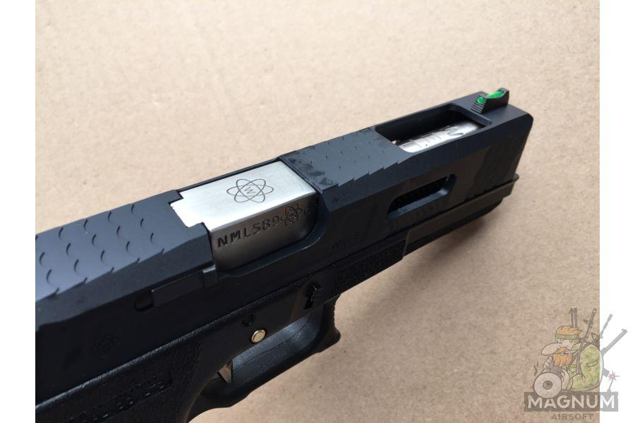 IMG 4764 - Пистолет WE GLOCK-18 G-Force WE-G002WET-5