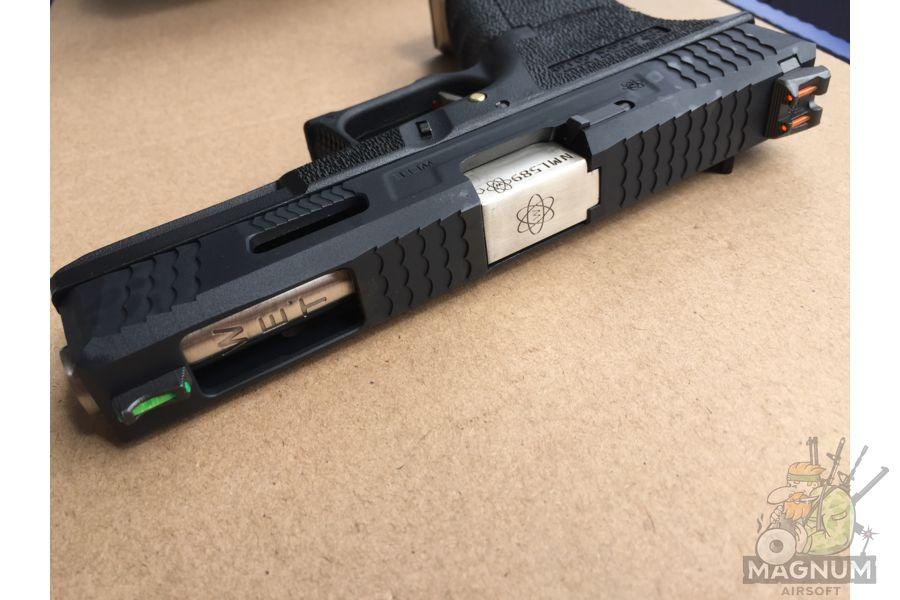 IMG 4765 - Пистолет WE GLOCK-18 G-Force WE-G002WET-5