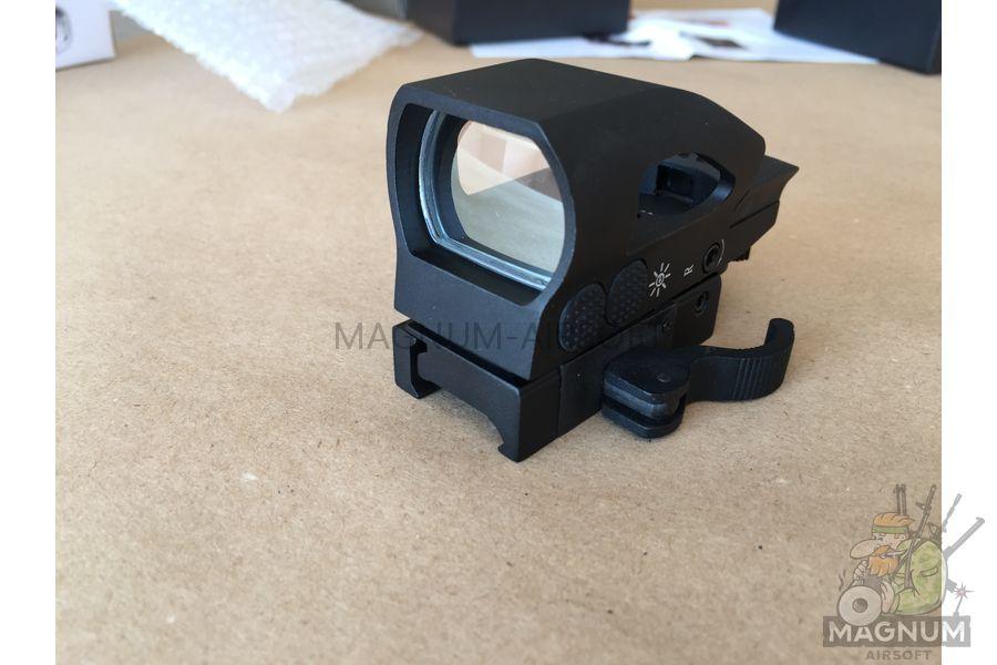 IMG 6005 - Прицел коллиматорный Multi 4 Reticle Reflex QD Red/Green Dot AS-SP0074