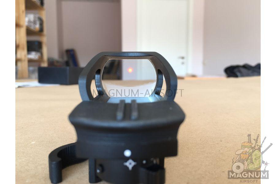 IMG 6011 - Прицел коллиматорный Multi 4 Reticle Reflex QD Red/Green Dot AS-SP0074