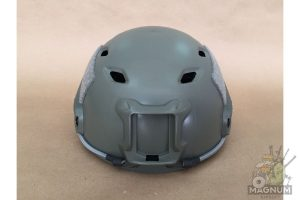 IMG 7205 300x200 - ШЛЕМ ПЛАСТИКОВЫЙ EMERSON FAST Helmet BJ TYPE Light version c рельсами FMA AS-HM0119FG