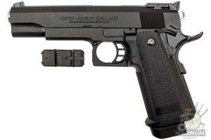 TOKYO MARUI COLT 1911 Hi Capa 5.1 1 300x200 - Пистолет TOKYO MARUI  COLT 1911 Hi-Capa 5.1 GBB, черный