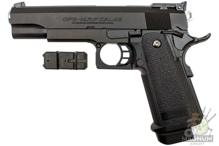 TOKYO MARUI COLT 1911 Hi Capa 5.1 1 - Пистолет TOKYO MARUI  COLT 1911 Hi-Capa 5.1 GBB, черный