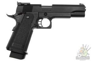 TOKYO MARUI COLT 1911 Hi Capa 5.1 2 300x200 - Пистолет TOKYO MARUI  COLT 1911 Hi-Capa 5.1 GBB, черный