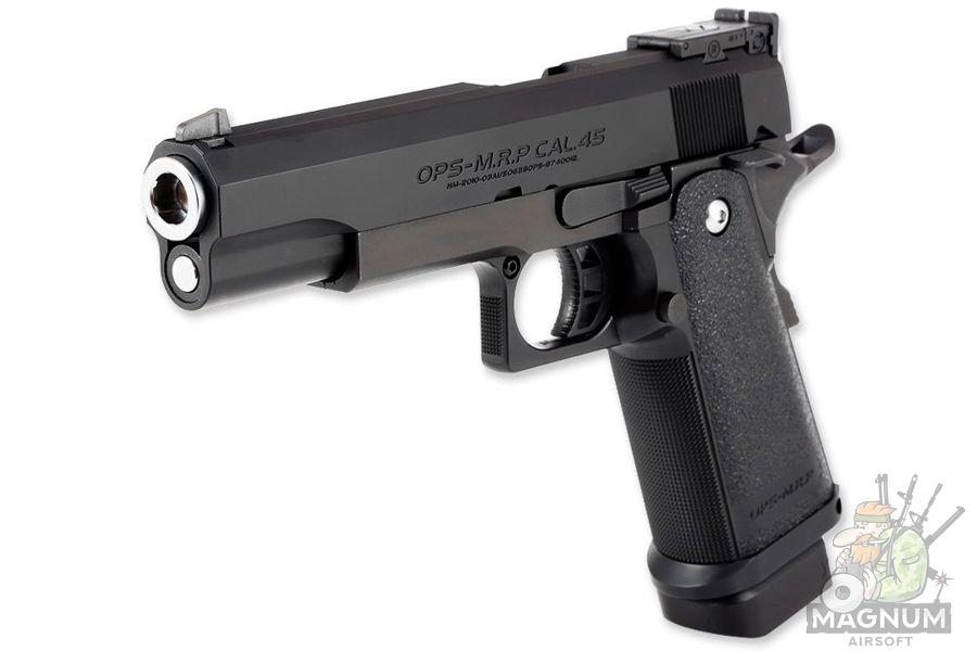 TOKYO MARUI COLT 1911 Hi Capa 5.1 3 - Пистолет TOKYO MARUI  COLT 1911 Hi-Capa 5.1 GBB, черный