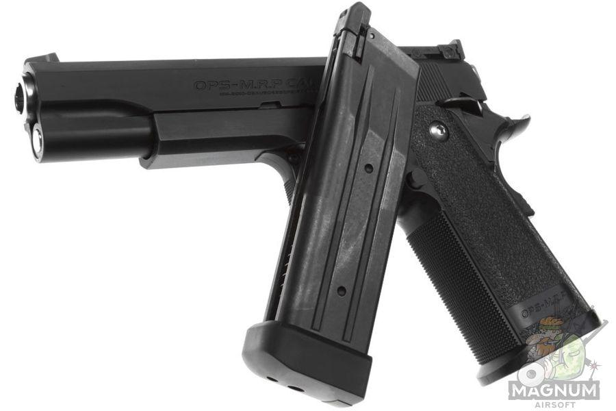 TOKYO MARUI COLT 1911 Hi Capa 5.1 4 - Пистолет TOKYO MARUI  COLT 1911 Hi-Capa 5.1 GBB, черный