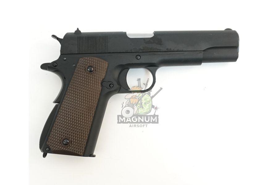 WE E001A 2 - Пистолет WE COLT M1911А1 WE-E001A / GP109