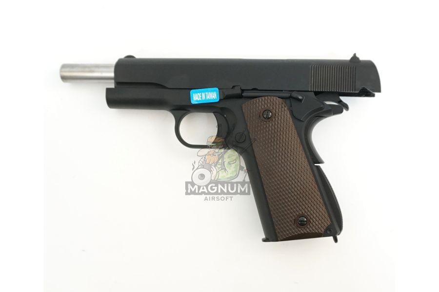 WE E001A 4 - Пистолет WE COLT M1911А1 WE-E001A / GP109