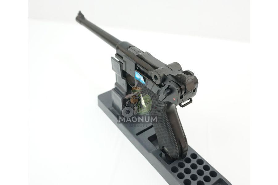 "WE P002 5 - Пистолет WE Luger P-08 6"" WE-P002 / GP402"