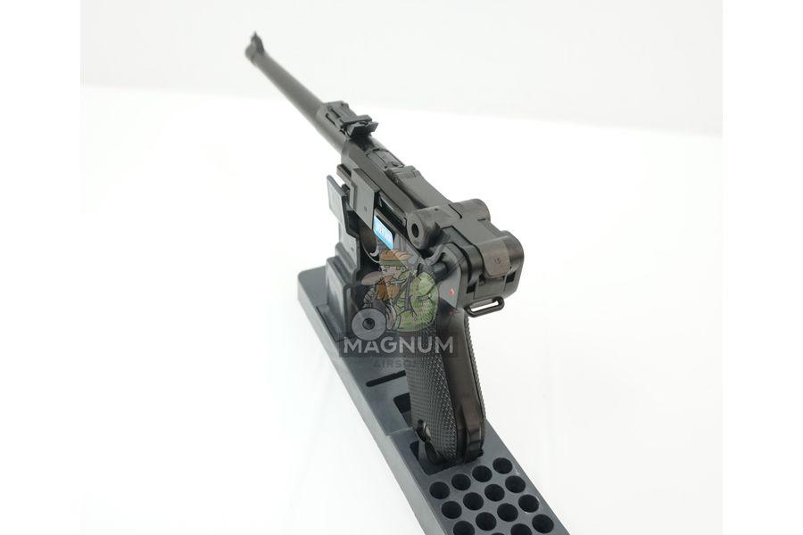 "WE P003 5 - Пистолет WE Luger P-08 8"" WE-P003 / GP403"