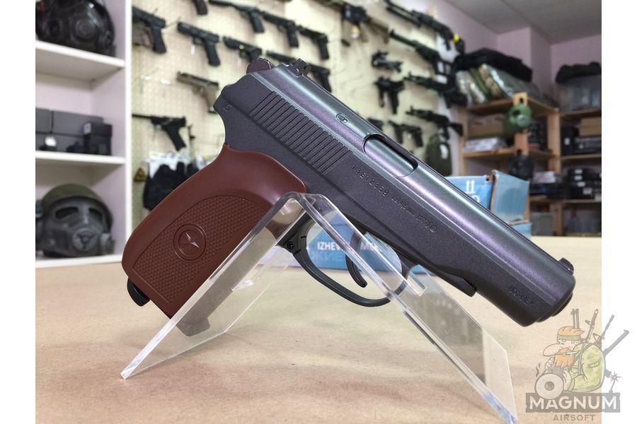IMG 7081 - Пневматический пистолет Umarex ПМ Ultra  к.4,5
