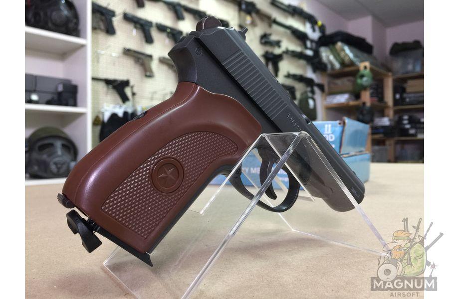 IMG 7082 - Пневматический пистолет Umarex ПМ Ultra  к.4,5