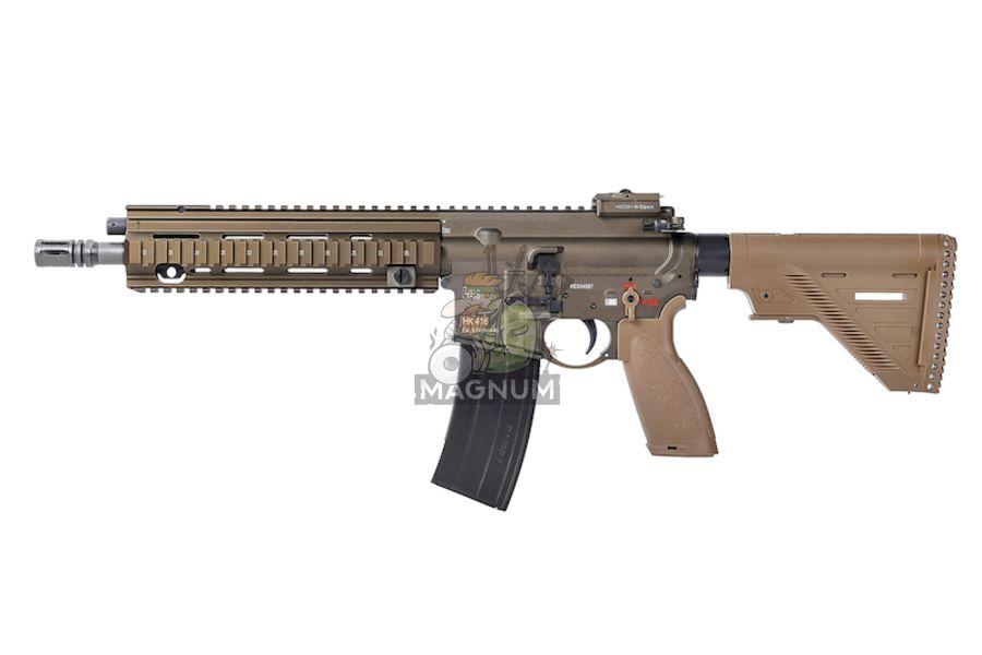 VF2 LHK416A5 TN01 1L - Umarex HK416 A5 GBBR - TAN (Asia Edition) (by VFC)