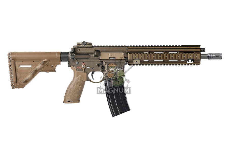 VF2 LHK416A5 TN01 2L - Umarex HK416 A5 GBBR - TAN (Asia Edition) (by VFC)