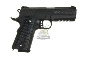 G.25 1 300x200 - Пистолет Galaxy Colt 1911 PD Rail  G.25 SPRING