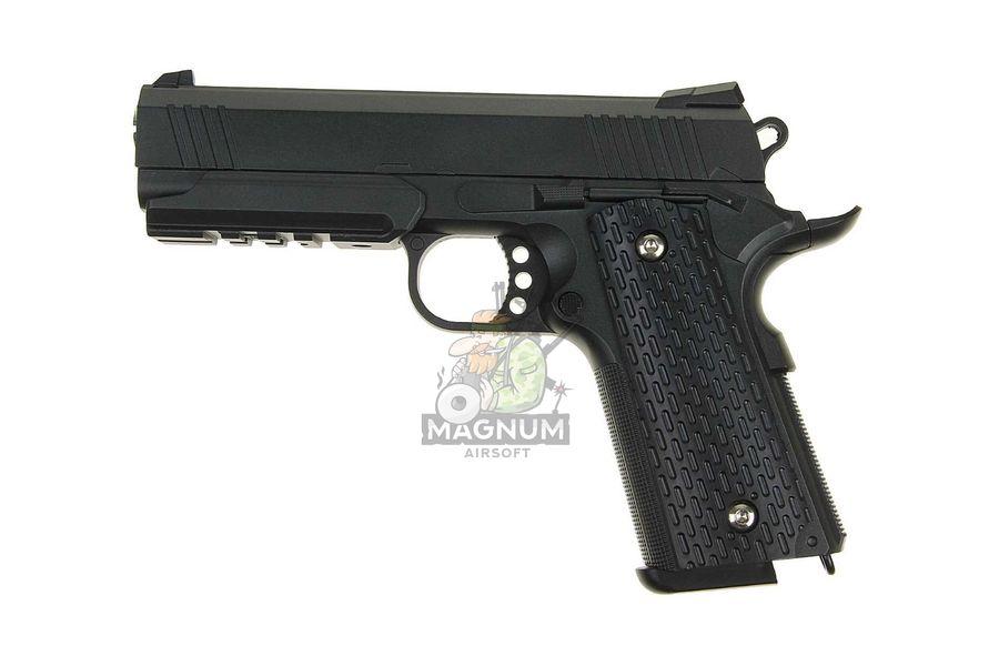 G.25 2 - Пистолет Galaxy Colt 1911 PD Rail  G.25 SPRING