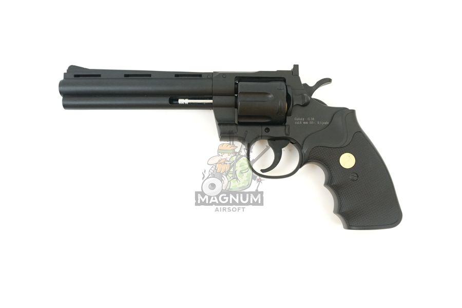 G.36 1 - Пистолет Galaxy Colt Python G.36 SPRING