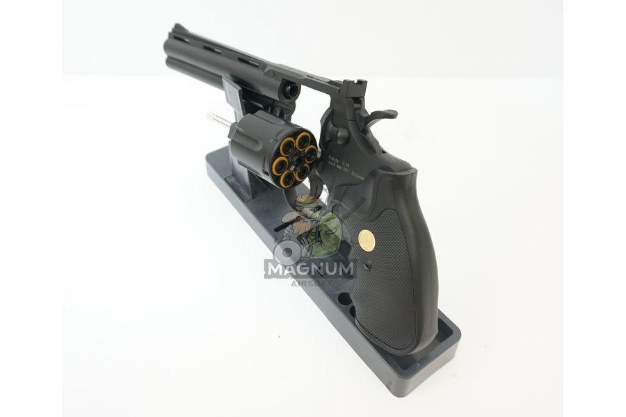 G.36 4 - Пистолет Galaxy Colt Python G.36 SPRING