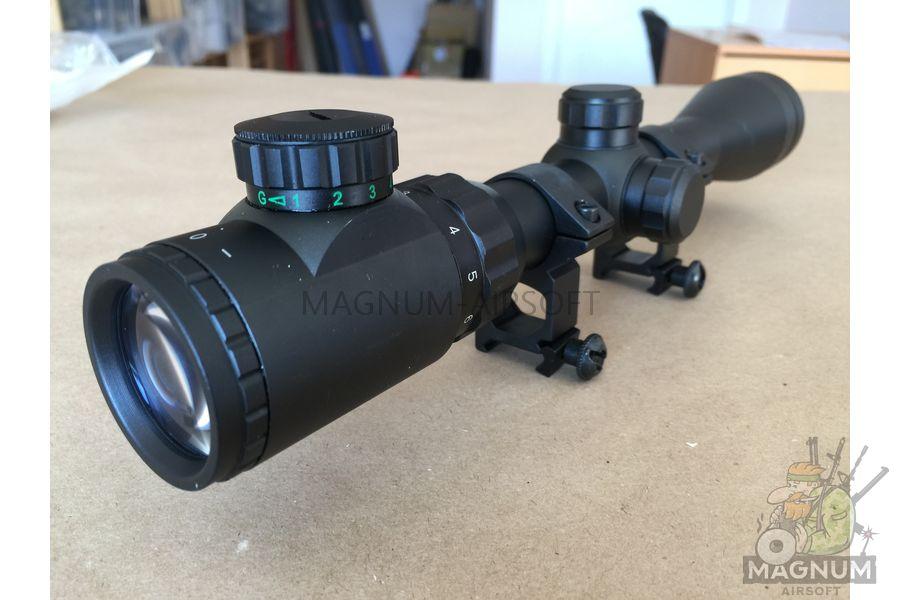 IMG 6042 - Прицел оптический 3-9x40E с подсветкой AS-SP0154