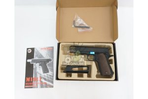 WE E017C BK 3 300x200 - Пистолет WE COLT M1911А1 Gen 2 CO2 WE-E017C-BK