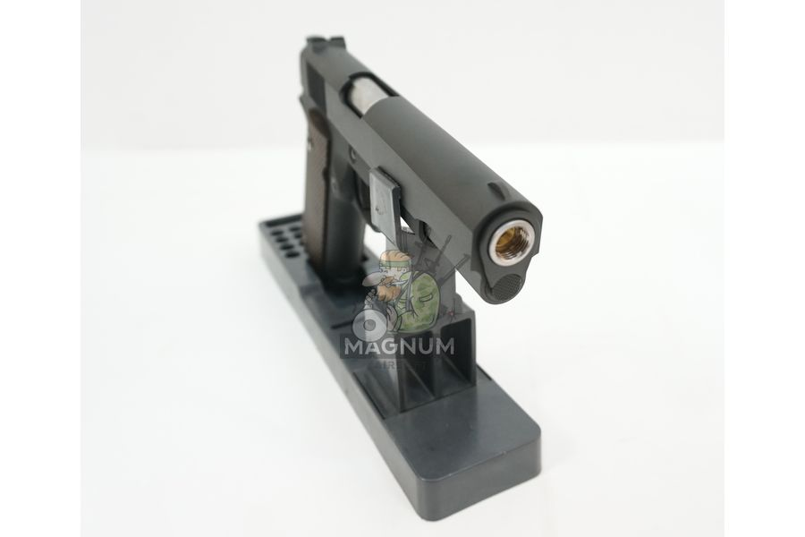 WE E017C BK 6 - Пистолет WE COLT M1911А1 Gen 2 CO2 WE-E017C-BK