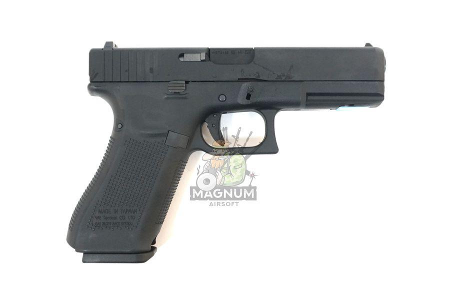 WE G001VB BK 2 - Пистолет WE GLOCK-17 gen5 WE-G001VB-BK