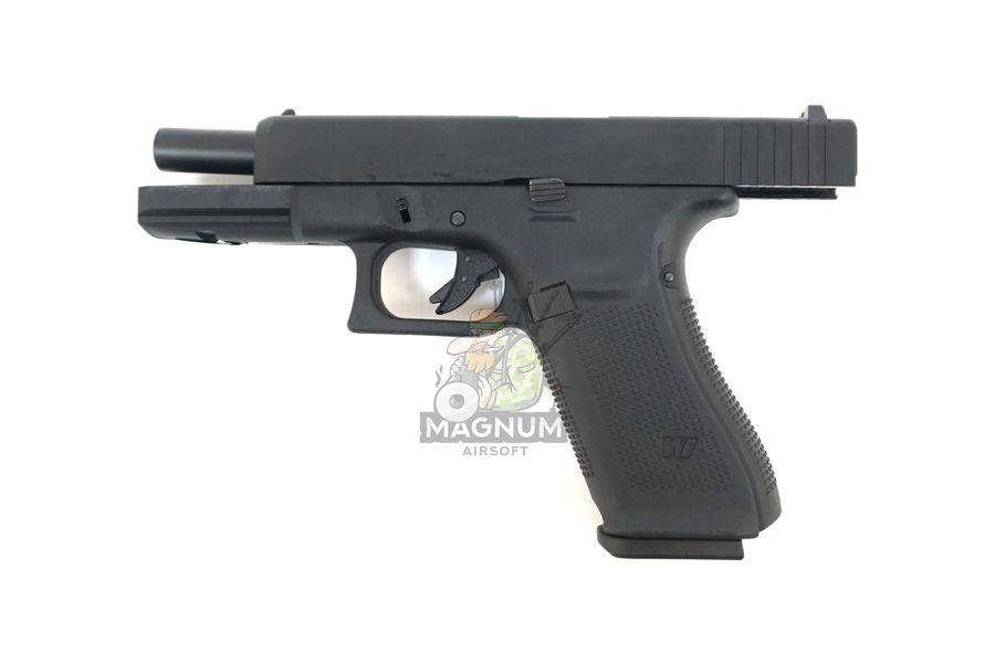 WE G001VB BK 5 - Пистолет WE GLOCK-17 gen5 WE-G001VB-BK