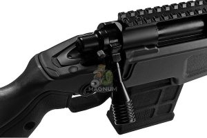 Action Army AAC T10 Spring Airsoft Rifle ( Black)