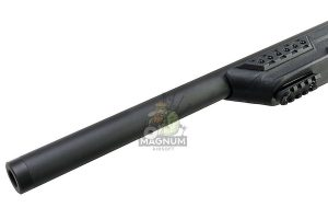 Action Army AAC T11 Spring Airsoft Rifle ( Black)