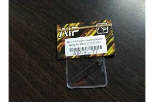 AIP 120% Enhance Loading Nozzle Spring For Marui 5.1/ 4.3/1911 GBB (3PCS)