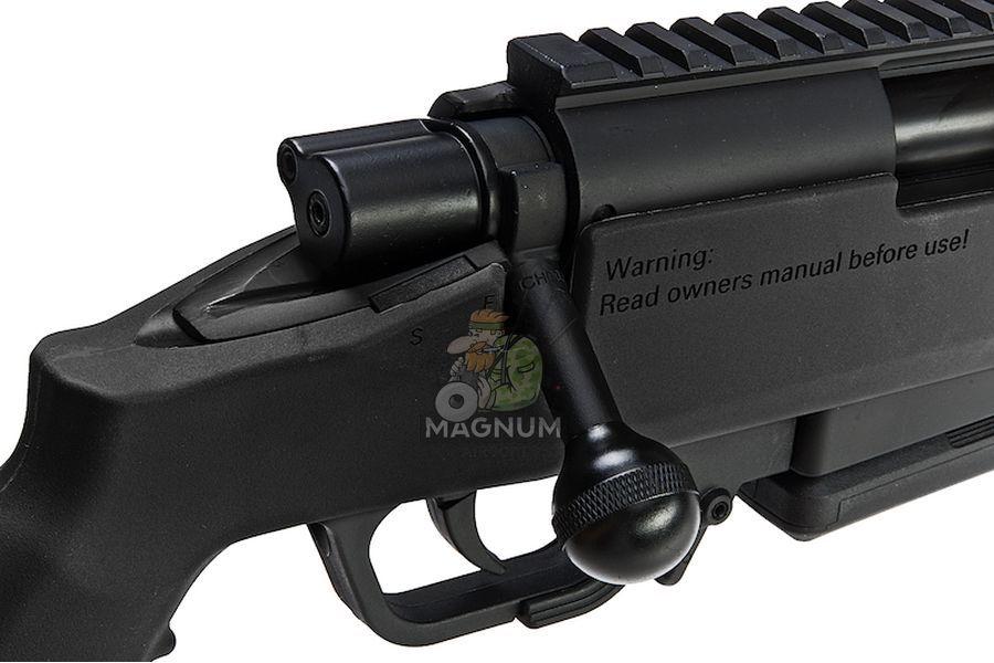ARES Amoeba 'STRIKER' AS03 Sniper Rifle - BK