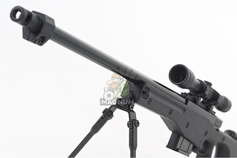 Blackcat Airsoft Min Model Gun AWP - Black