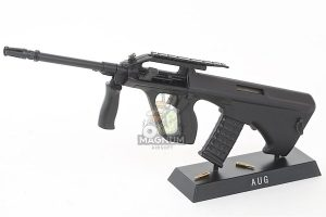 Blackcat Airsoft Mini Model Gun AUG - Black