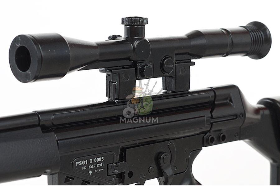 Blackcat Airsoft Mini Model Gun PSG-1