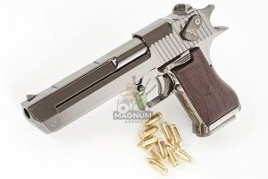 Blackcat Airsoft Mini Model Gun Desert Eagle (Shell Ejection) - Black